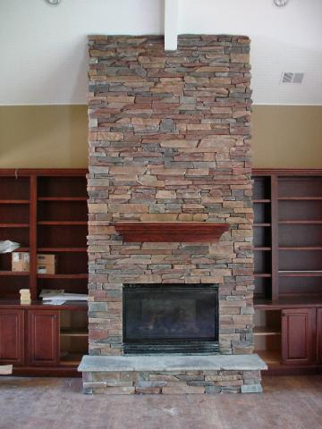 Viewing Album Fireplaces Chimneys